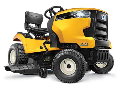 2021 Cub Cadet XT1 LT46 46 in. Cub Cadet EFI FAB 547 cc in Hillman, Michigan