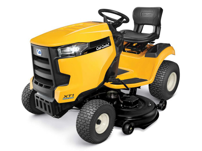 2021 Cub Cadet XT1 LT46 46 in. Kohler 7000 Series 22 hp in Sturgeon Bay, Wisconsin - Photo 2