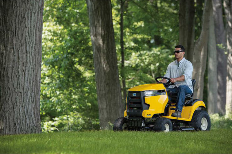2021 Cub Cadet XT1 LT46 46 in. Kohler 7000 Series 22 hp in Greenland, Michigan - Photo 4