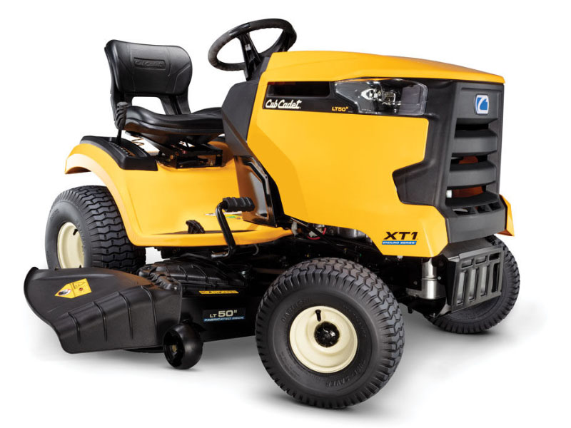 2021 Cub Cadet XT1 LT50 50 in. Kohler 7000 Series FAB 24 hp in Livingston, Texas - Photo 1