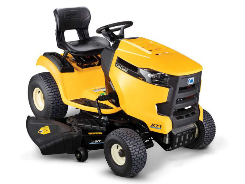 2021 Cub Cadet XT1 LT50 50 in. Kohler 7000 Series FAB 24 hp in Berlin, Wisconsin - Photo 2
