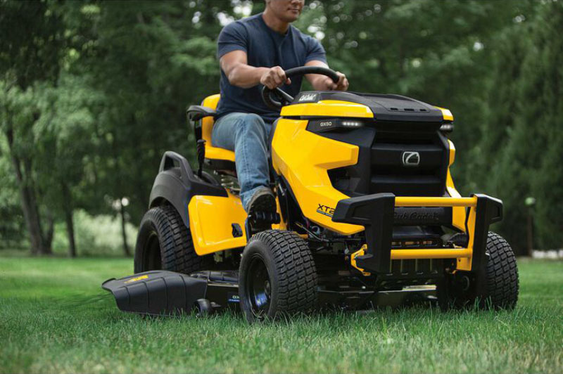 2021 Cub Cadet XT2 GX50 50 in. Kawasaki FR691V 23 hp in Aulander, North Carolina - Photo 8