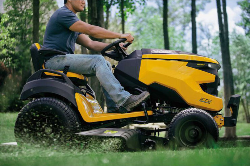 2021 Cub Cadet XT2 GX50 50 in. Kawasaki FR691V 23 hp in Aulander, North Carolina - Photo 9