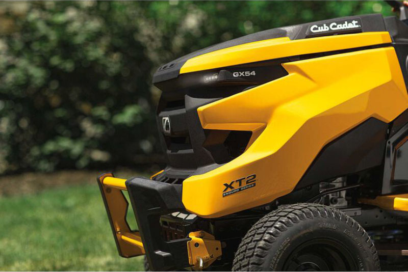 2021 Cub Cadet XT2 GX54 D 54 in. Kawasaki FR730V 24 hp in Aulander, North Carolina - Photo 7