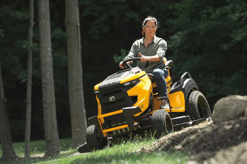 2021 Cub Cadet XT2 GX54 D 54 in. Kawasaki FR730V 24 hp in Brockway, Pennsylvania - Photo 8