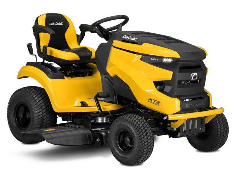 2021 Cub Cadet XT2 LX42 42 in. Kawasaki FR600V 18 hp in Livingston, Texas - Photo 2