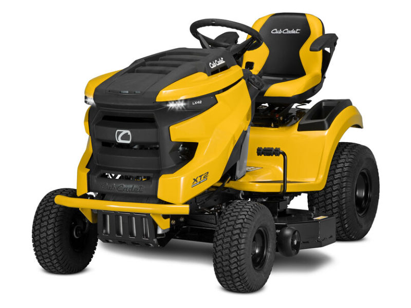2021 Cub Cadet XT2 LX42 42 in. Kawasaki FR600V 18 hp in Livingston, Texas - Photo 3