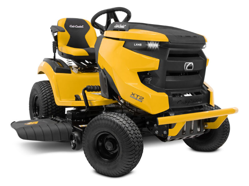 2021 Cub Cadet XT2 LX46 46 in. Kawasaki FR651V 21.5 hp in Lake Mills, Iowa - Photo 1