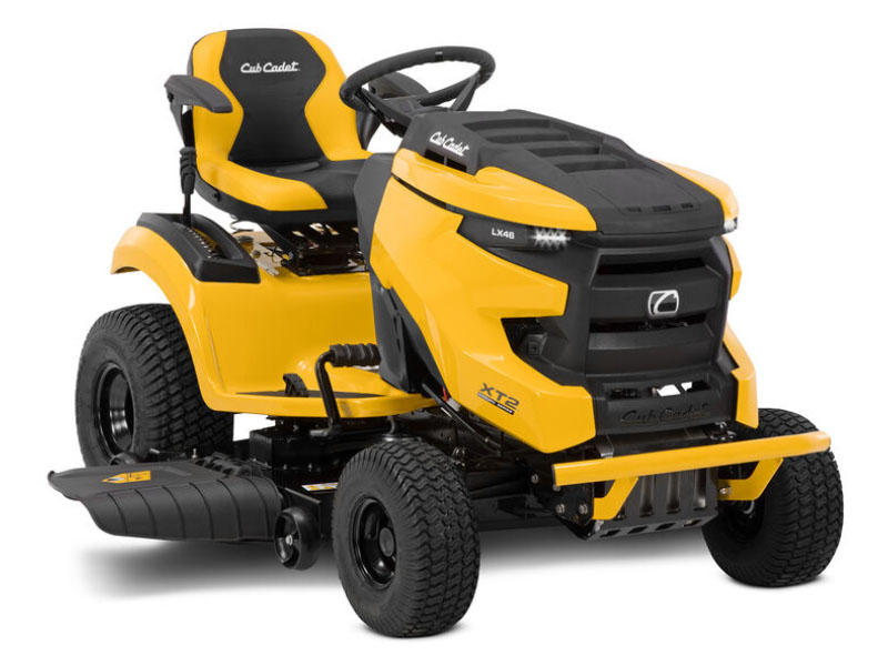 2021 Cub Cadet XT2 LX46 46 in. Kawasaki FR651V 21.5 hp in Prairie Du Chien, Wisconsin - Photo 2