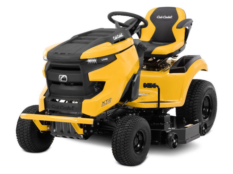 2021 Cub Cadet XT2 LX46 46 in. Kawasaki FR651V 21.5 hp in Lake Mills, Iowa - Photo 3