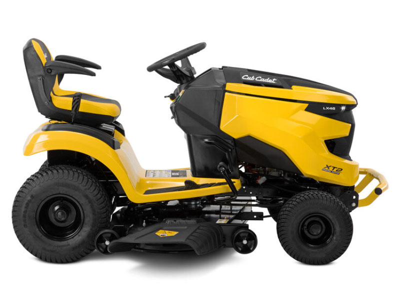 2021 Cub Cadet XT2 LX46 46 in. Kawasaki FR651V 21.5 hp in Berlin, Wisconsin - Photo 4