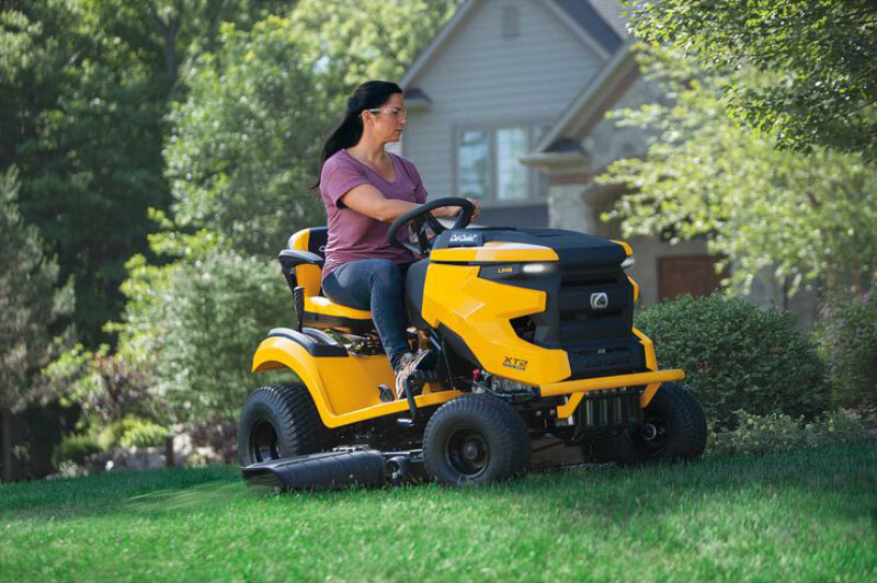 2021 Cub Cadet XT2 LX46 46 in. Kawasaki FR651V 21.5 hp in Prairie Du Chien, Wisconsin - Photo 8