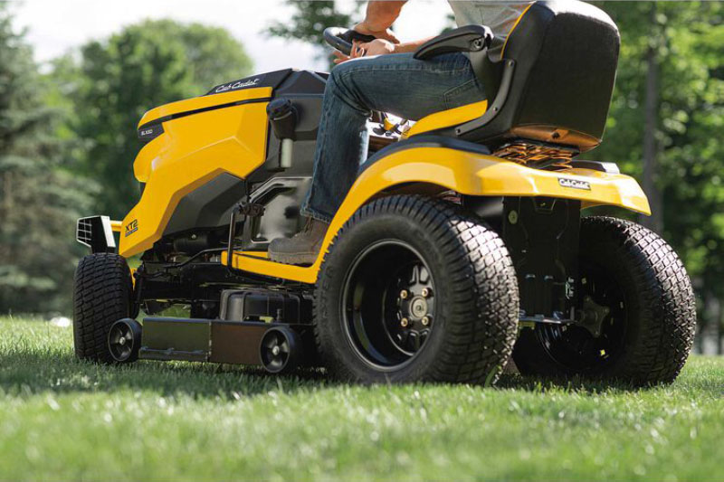 2021 Cub Cadet XT2 SLX50 50 in. Kawasaki FR651V 21.5 hp in Greenland, Michigan - Photo 9