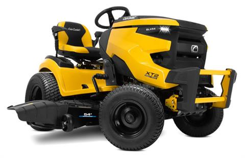 2021 Cub Cadet XT2 SLX54 54 in. Kawasaki FR651V 21.5 hp in Hillman, Michigan
