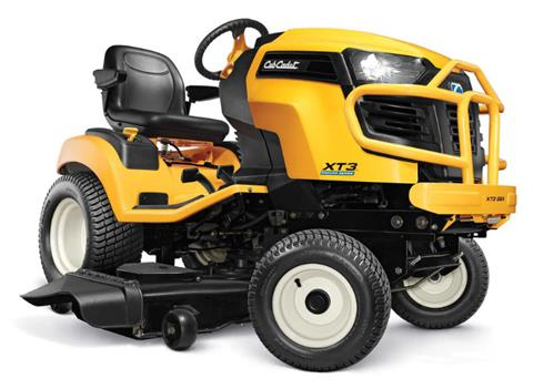 2021 Cub Cadet XT3 GSX Kohler Command 25 hp in Hillman, Michigan