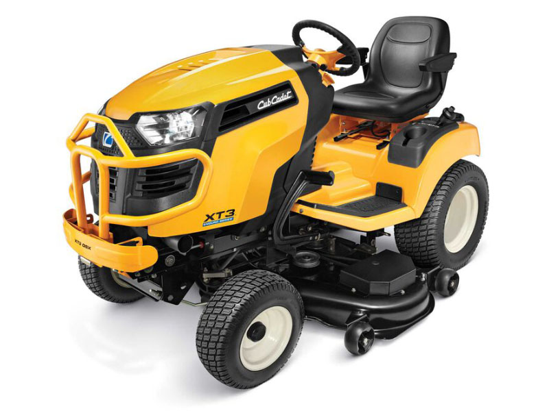 2021 Cub Cadet XT3 GSX Kohler Command 25 hp in Sturgeon Bay, Wisconsin - Photo 3