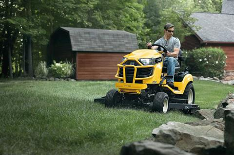 2021 Cub Cadet XT3 GSX Kohler Command 25 hp in Sturgeon Bay, Wisconsin - Photo 4