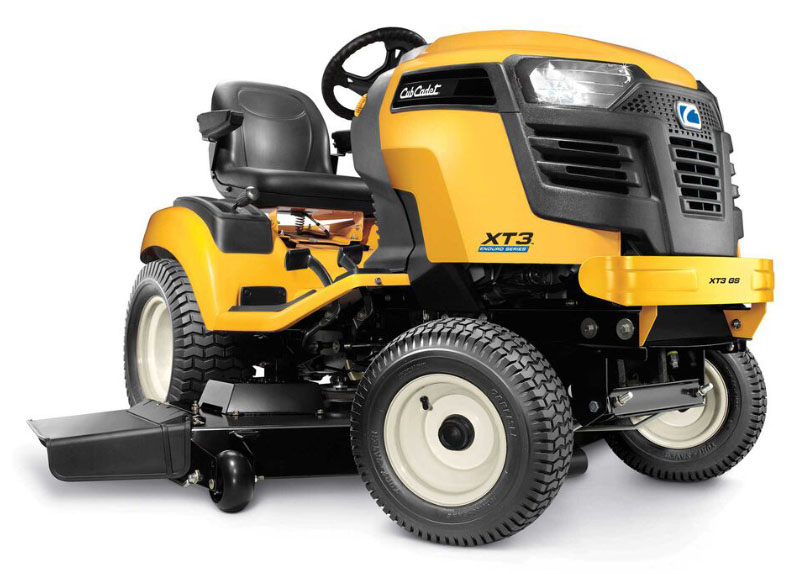 2021 Cub Cadet XT3 GS Kohler Command 22.5 hp in Sturgeon Bay, Wisconsin - Photo 1