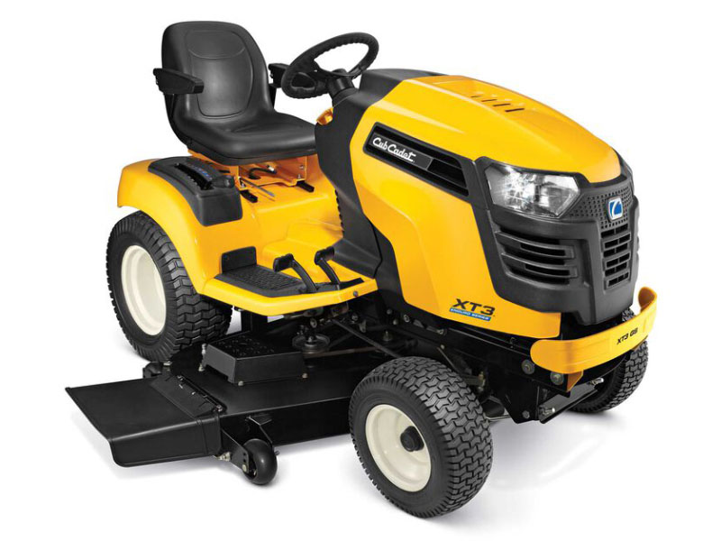 2021 Cub Cadet XT3 GS Kohler Command 22.5 hp in Sturgeon Bay, Wisconsin - Photo 2
