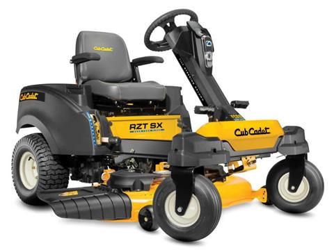 2021 Cub Cadet RZT SX 42 in. Cub Cadet EFI 679 cc in Saint Marys, Pennsylvania