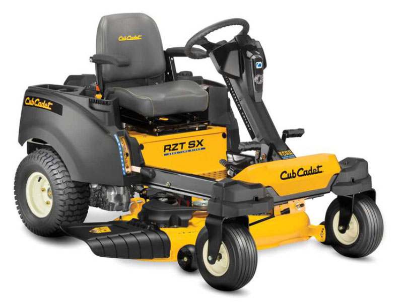 2021 Cub Cadet RZT SX 42 in. Cub Cadet EFI 679 cc in Greenland, Michigan - Photo 2
