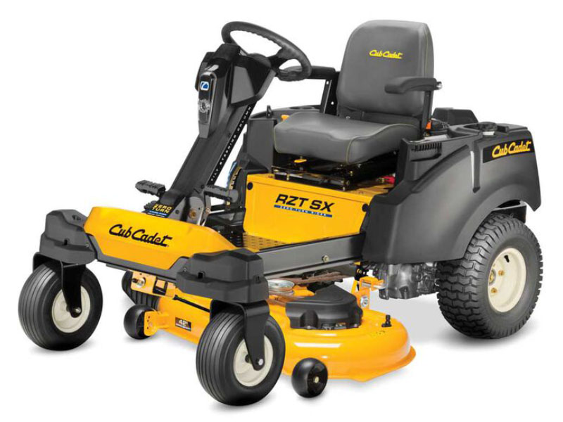 2021 Cub Cadet RZT SX 42 in. Cub Cadet EFI 679 cc in Greenland, Michigan - Photo 3