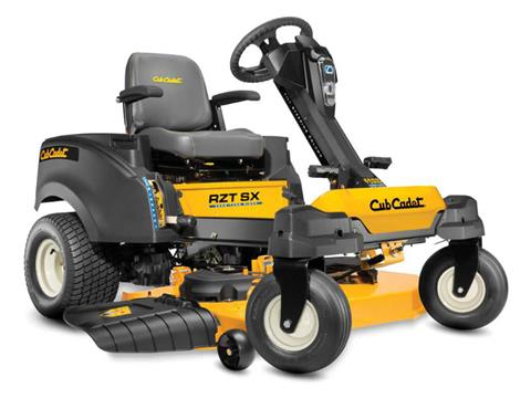 2021 Cub Cadet RZT SX 46 in. Cub Cadet EFI 679 cc in Aulander, North Carolina