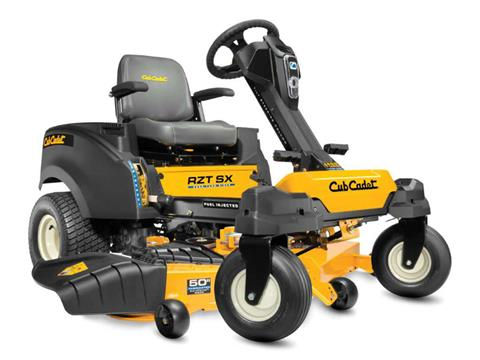 2021 Cub Cadet RZT SX 50 in. Cub Cadet EFI 679 cc in Saint Marys, Pennsylvania