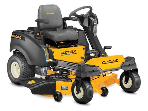 2021 Cub Cadet RZT SX 50 in. Cub Cadet EFI 679 cc in Greenland, Michigan - Photo 2