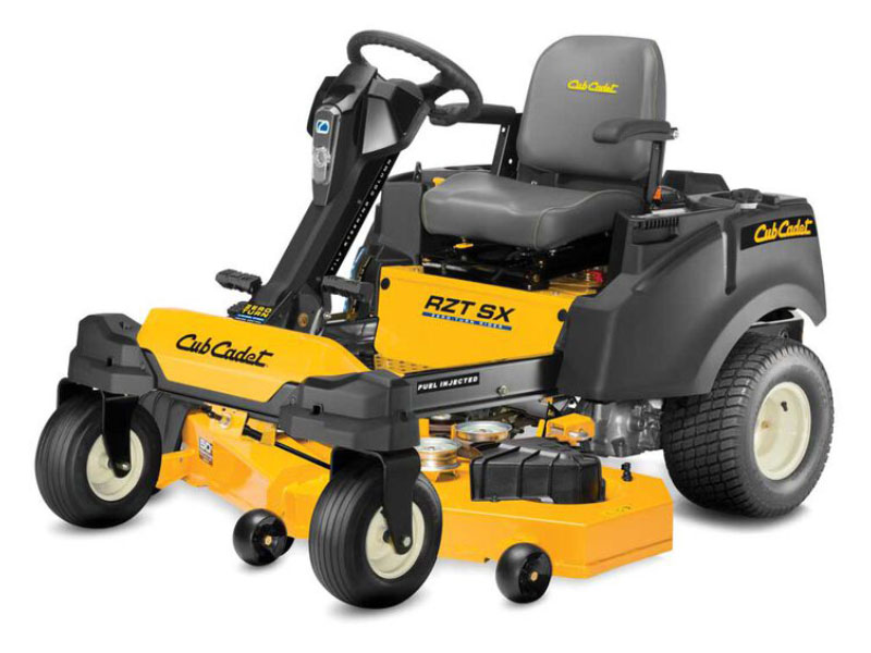 2021 Cub Cadet RZT SX 50 in. Cub Cadet EFI 679 cc in Greenland, Michigan - Photo 3