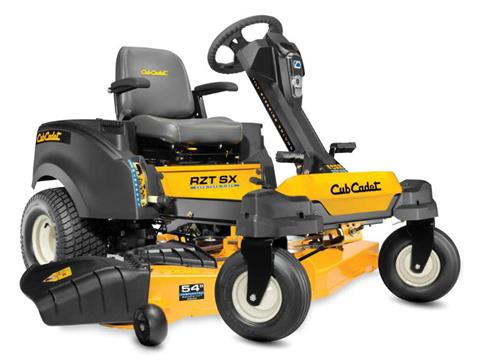 2021 Cub Cadet RZT SX 54 in. Kawasaki FR651V 21.5 HP in Hillman, Michigan