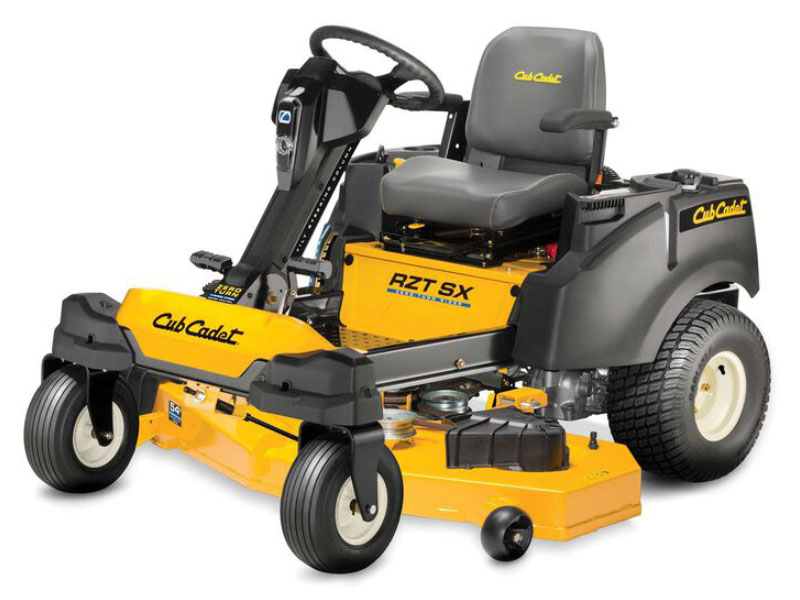 2021 Cub Cadet RZT SX 54 in. Kawasaki FR651V 21.5 HP in Greenland, Michigan - Photo 3