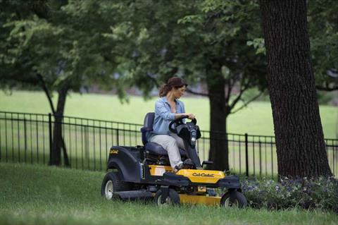 2021 Cub Cadet RZT SX 54 in. Kawasaki FR651V 21.5 HP in Greenland, Michigan - Photo 4