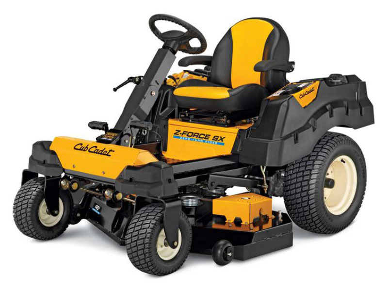 2021 Cub Cadet Z-Force SX 48 in. Kawasaki FR730V 24 hp in Aulander, North Carolina - Photo 2