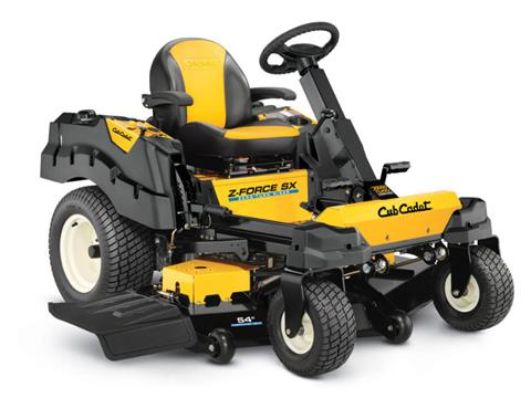 2021 Cub Cadet Z-Force SX 54 in. Kawasaki FR730V 24 hp in Saint Marys, Pennsylvania