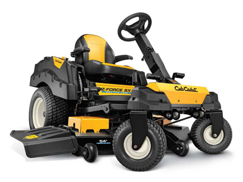 2021 Cub Cadet Z-Force SX 54 in. Kawasaki FR730V 24 hp in Prairie Du Chien, Wisconsin - Photo 2