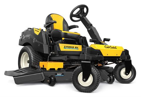2021 Cub Cadet Z-Force SX 60 in. Kawasaki FR730V 24 hp in Mount Bethel, Pennsylvania