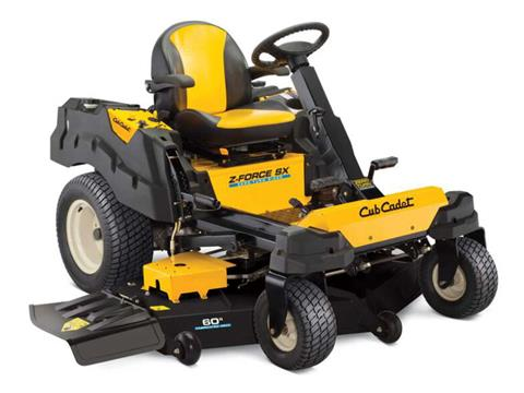 2021 Cub Cadet Z-Force SX 60 in. Kawasaki FR730V 24 hp in Prairie Du Chien, Wisconsin - Photo 2