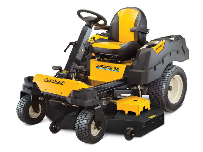 2021 Cub Cadet Z-Force SX 60 in. Kawasaki FR730V 24 hp in Prairie Du Chien, Wisconsin - Photo 3