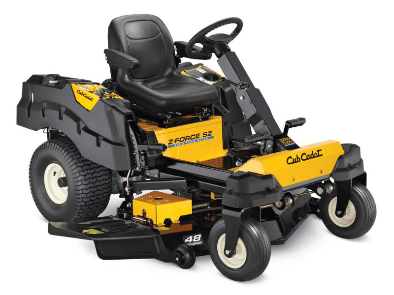 2021 Cub Cadet Z-Force S 48 in. Kohler 7000 Series 24 hp in Livingston, Texas - Photo 1
