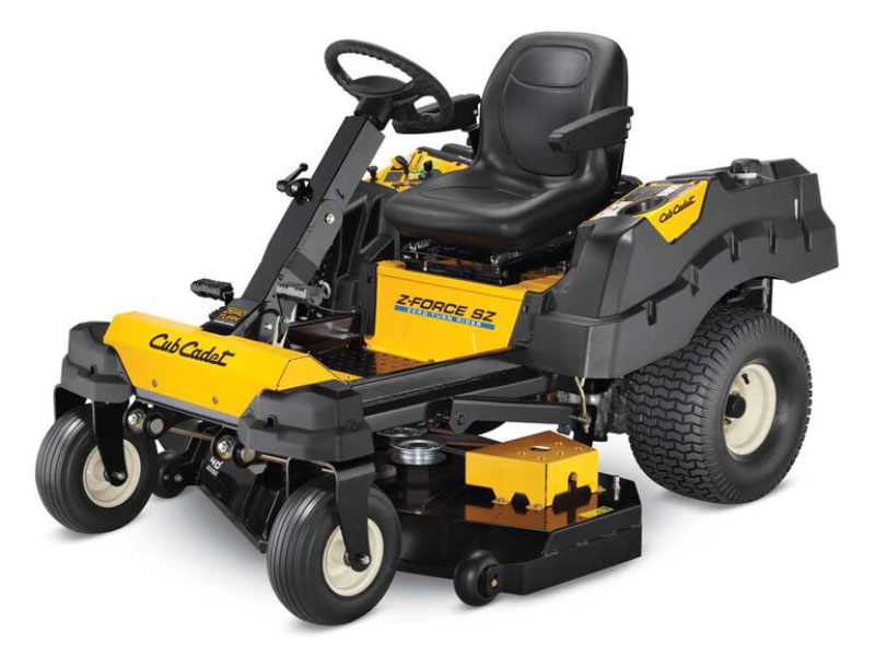 2021 Cub Cadet Z-Force S 48 in. Kohler 7000 Series 24 hp in Livingston, Texas - Photo 2