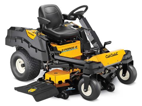 2021 Cub Cadet Z-Force S 54 in. Kohler 7000 Series 25 hp in Sturgeon Bay, Wisconsin