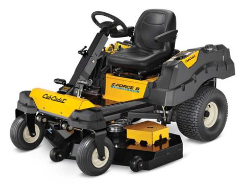 2021 Cub Cadet Z-Force S 54 in. Kohler 7000 Series 25 hp in Prairie Du Chien, Wisconsin - Photo 2