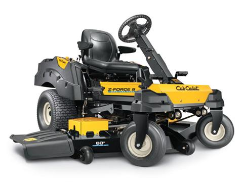 2021 Cub Cadet Z-Force S 60 in. Kohler 7000 Series 25 hp in Aulander, North Carolina