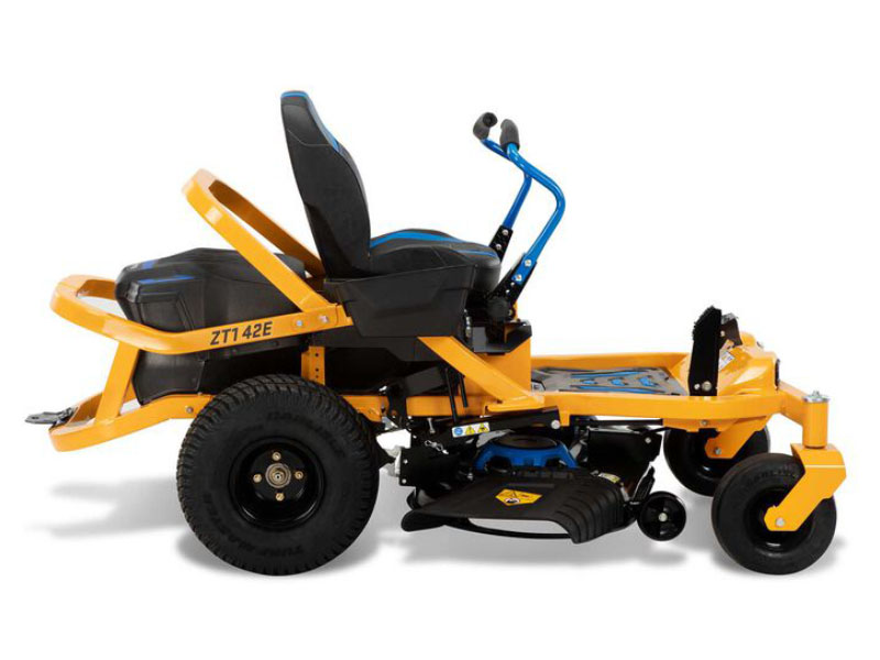 2021 Cub Cadet ZT1 42E 42 in. Electric in Saint Marys, Pennsylvania - Photo 4
