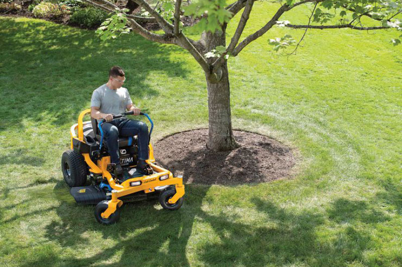 2021 Cub Cadet ZT1 42E 42 in. Electric in Saint Marys, Pennsylvania - Photo 5