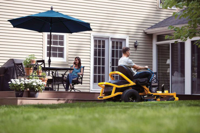 2021 Cub Cadet ZT1 42E 42 in. Electric in Saint Marys, Pennsylvania - Photo 6