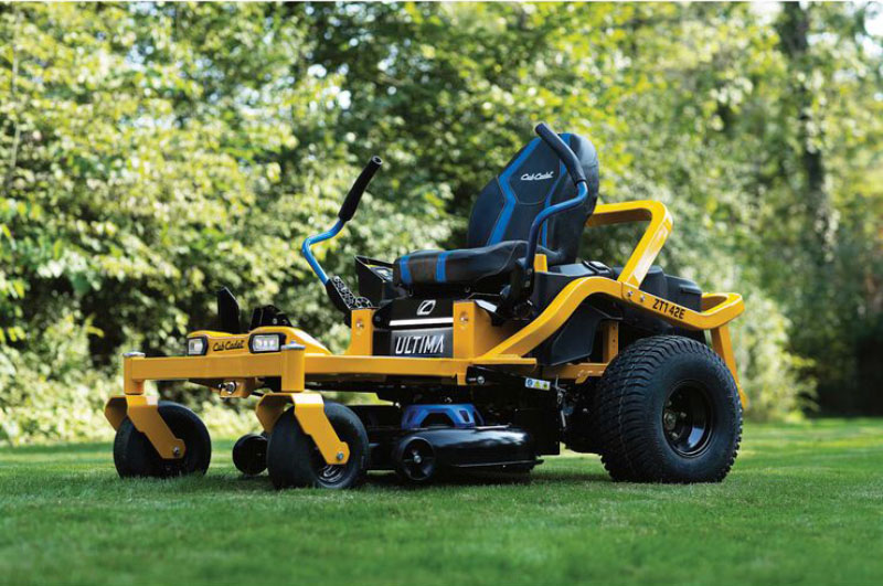 2021 Cub Cadet ZT1 42E 42 in. Electric in Berlin, Wisconsin - Photo 7