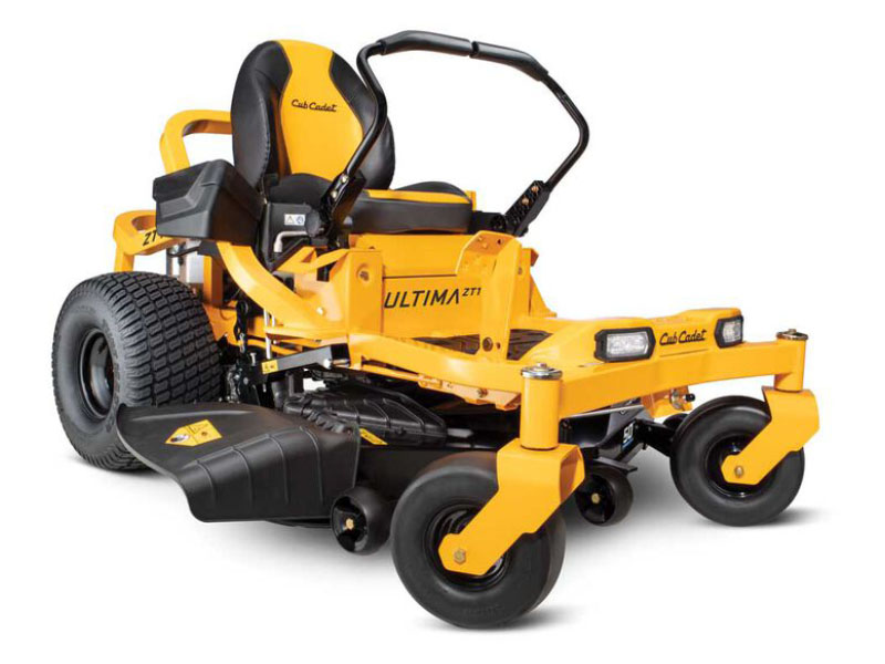 2021 Cub Cadet ZT1 50 in. Kawasaki FR691V 23 hp in Prairie Du Chien, Wisconsin - Photo 1