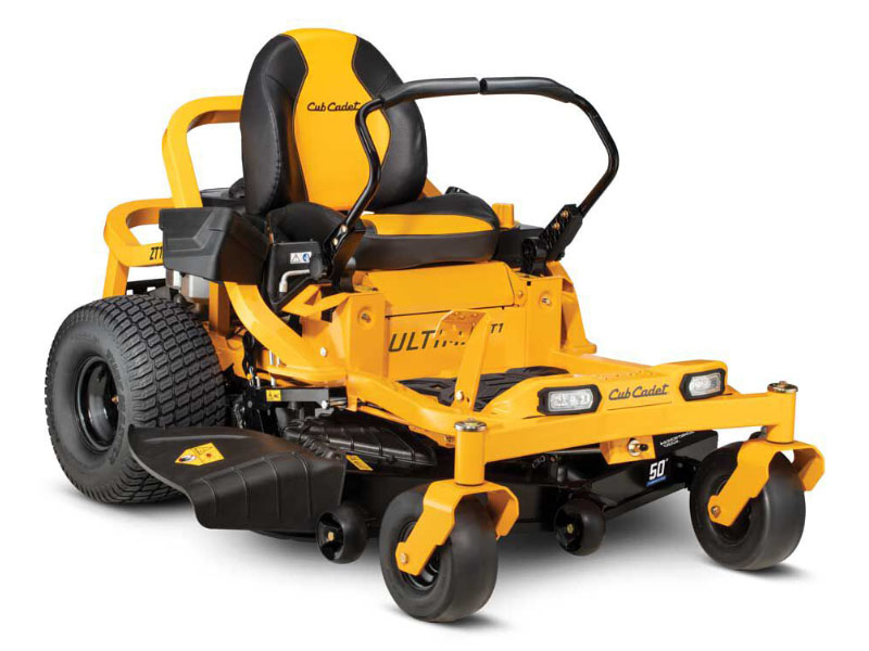 2021 Cub Cadet ZT1 50 in. Kawasaki FR691V 23 hp in Berlin, Wisconsin - Photo 2